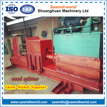 2015 new style wood log cutter and splitter for wholesales