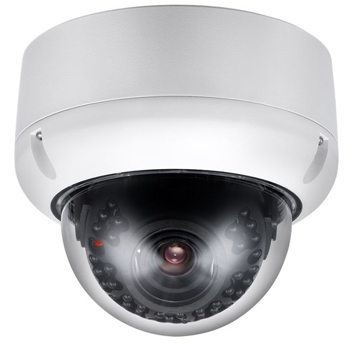 3MP HD IR Dome Varifocal IP camera