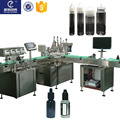 Multifunctional shanghai paixie e liquid bottle filling machine Chubby Gorilla Bottle filling capping machine