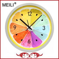 Shabby Chic Home Decor Metal Wall Clocks