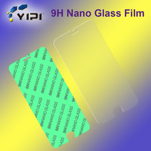 2017 Trending Products 2.5D Smart Phone Nano Glass Raw Material, Anti Blue Light Screen Guard For 4.7 Inch iPhone