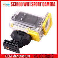 SJ3000 WIFI Vision Full HD 1080P Waterproof Helmet Go Sports Action Bike Camera
