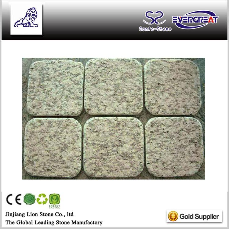 Natural granite garden stepping pavements decorative paving stone