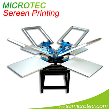 screen printing machine t shirt screen printing machine