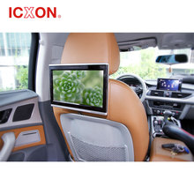 Android 6.0 Multi-points lcd screen car headrest monitor with wifi