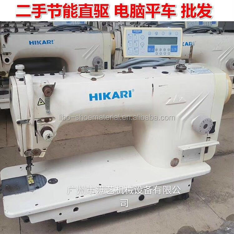 2017 Used JUKI Industrial Sewing Machine chain stich overlock stich machine in big stock