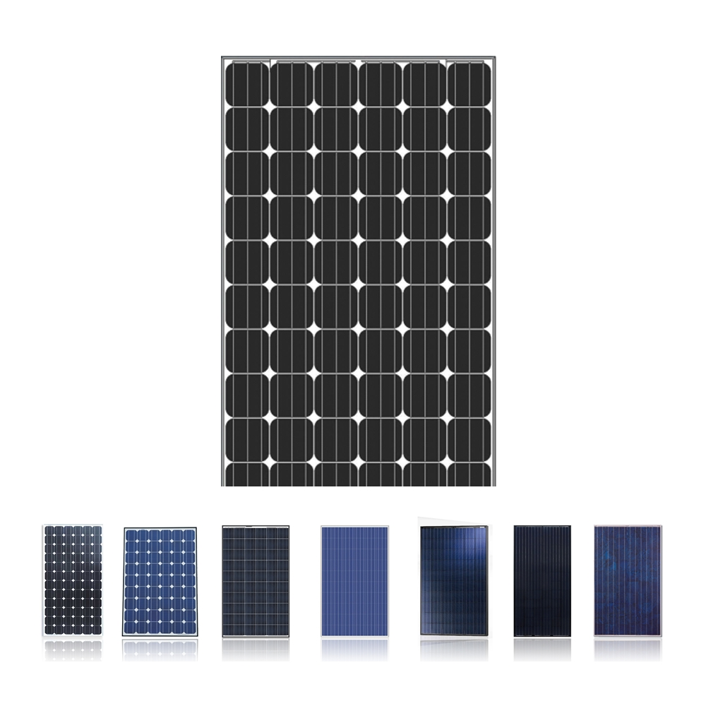 high efficiency monocrystalline sun power solar panel 300w with great price
