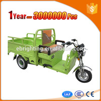 loading weight electric battery three wheel motorcycle with rain tent