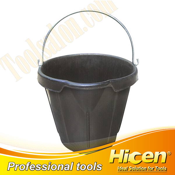 20L Rubber Barrel and Rubber Bucket