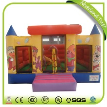 high quality bear inflatable jumping castle inflatable bouncer for sale