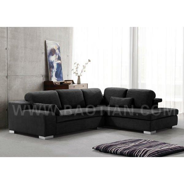 Baotian Furniture Sofa Upholstery Fabric Designs Sectional