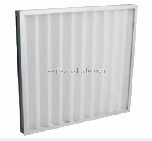 Cheap factory sale air handling unit disposable panel pre filter