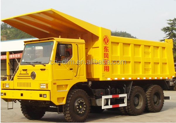 Dongfeng 40-70ton payload Rigid Mining haul Truck