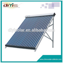 swimming pool collector hotel project solar collector