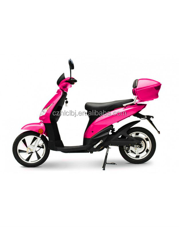 16inch wheel eco new design lithium battery elliptical scooter
