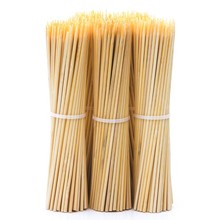 Garden Supplies High Quality Bamboo BBQ Skewers