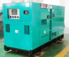 Iso approved ultra silent generator used cummins diesel engine 800kw 1000kva