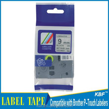 china p-touch TZe-M921 compatible printer ribbon cartridge for Brother label tapes TZ-M921