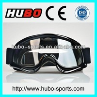 Best selling clear lens motorcycle glasses cheap price custom motocross goggles
