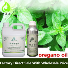 GMP&ISO Approved Natural Oregano Oil Bulk With High Carvacrol & Thymol