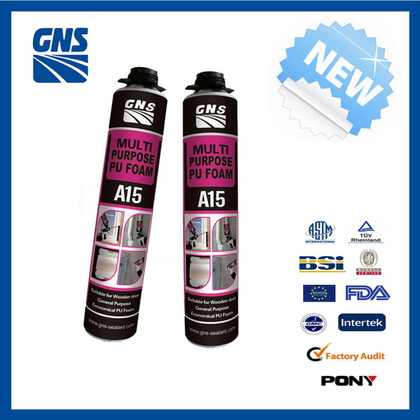 structural expanding pu foam for general purpose excellent adhesive
