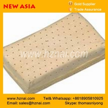 genuine yellow nature Chamois leather Pads china supplier