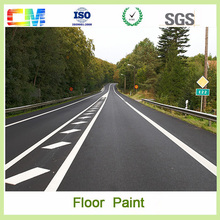 Special effect exterior rubber floor paint for painting thermoplastic road making paints maufacturer