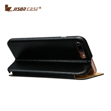 Newest Popular Style Protectvie Mobile case Micro fiber leather case for iPhone 7 Plus mobile phone accessories