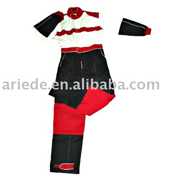 Racing Overall uniform