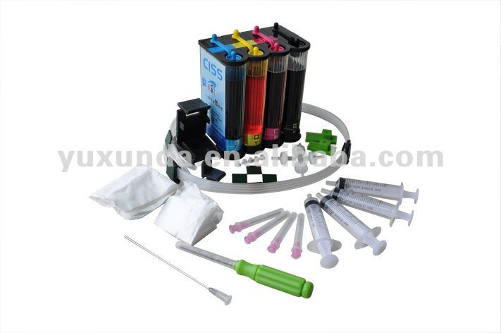 DIY CISS Kit Tools for Canon IP1180 IP1200 IP1300