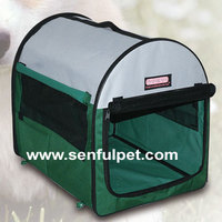 Fashionable Travel Pet Tent Dog Crate Cage