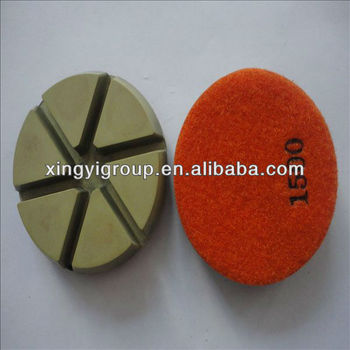 6S resin bond diamond abrasive