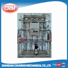 water still distiller for laboratory pharmaceutical and biological liquid preparation