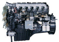 DCI 11 340-30 diesel engine assembly for dongfeng renault