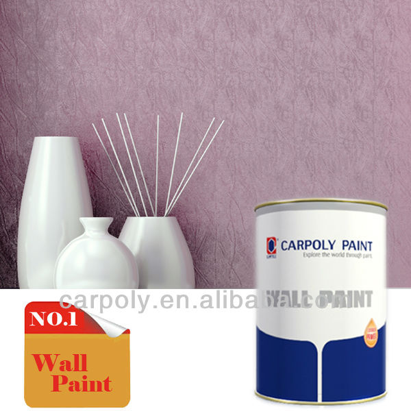 Hot Selling!!! CARPOLY High Performance Interior Textured Wall Paint