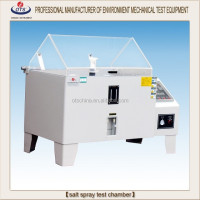 Electric parts corrosion test equipment usage salt spray test chamber universal test machine