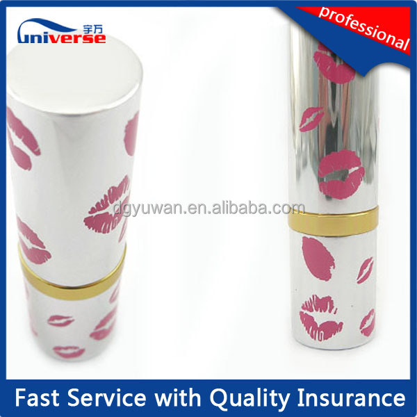 Hot-sale mini custom plastic lipstick tube