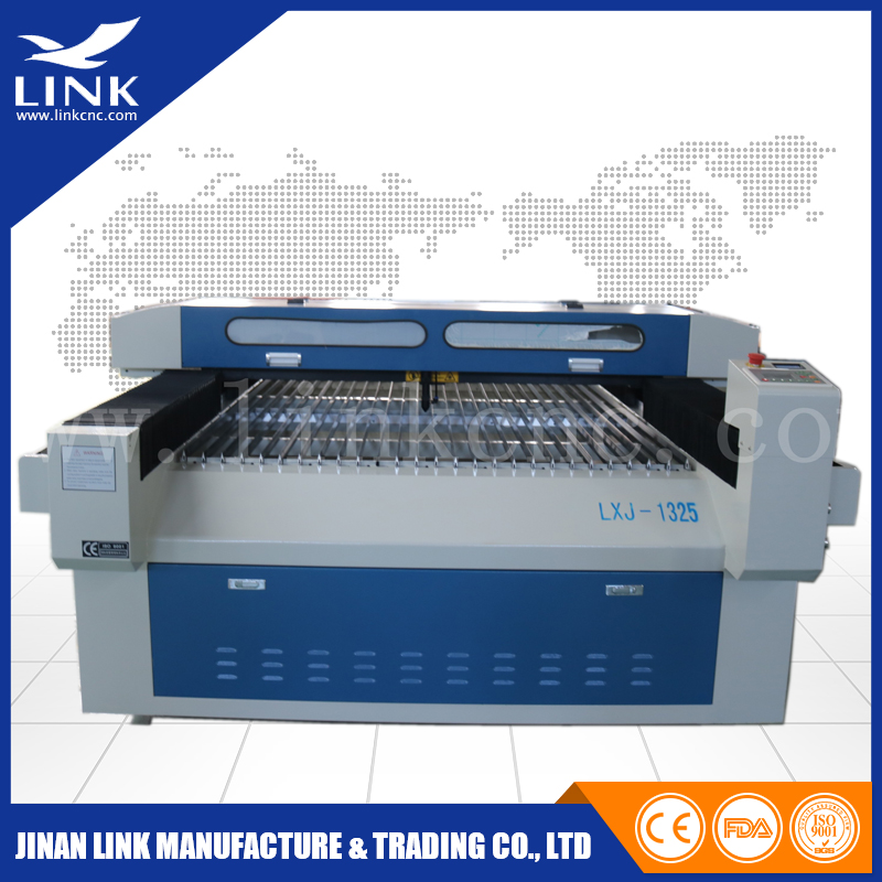 High quality lxj1325 LINK laser engraver 3d laser inside glass engraving machine laser engraving with 150w