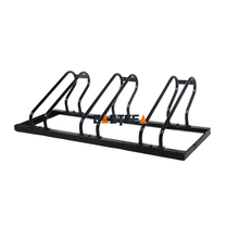Export Rolling Round Cage Outdoor Bike Rack, Bicycle Rack, Bicycle Parking Rack