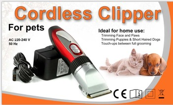 Hot selling dog hair clipper