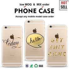 Ultra slim soft silicone vs tpu case for iphone 6 case print for samsung galaxy s7 j7 case tpu