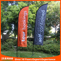 Promotional double sided advertising outdoor flying banner