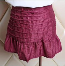 China Supplier Latest Fashion Girl Dance Mini Formal Border Short Skirt