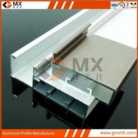 aluminium extrusion profile for kitchen cabinet door