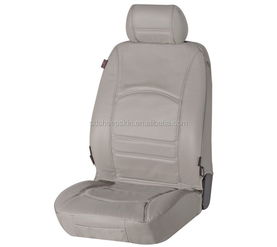 Genuine Leather Car Seat Headrest Covers Buy Car Seat