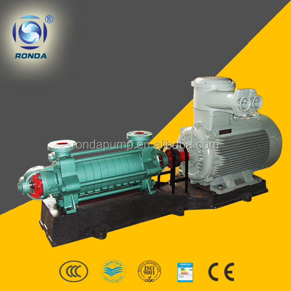 DG horizontal multistage centrifugal pump high pressure boiler feed water pump