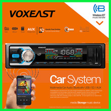 Universal Single 1Din Car Stereo MP3 Radio AUX AM/FM Player