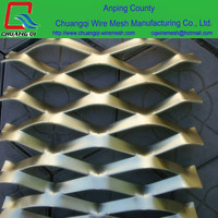 Anping Maufacture Aluminum expanded mesh with good quality
