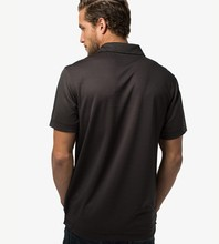 BAMBOO PERFORMANCE JACQUARD POLO