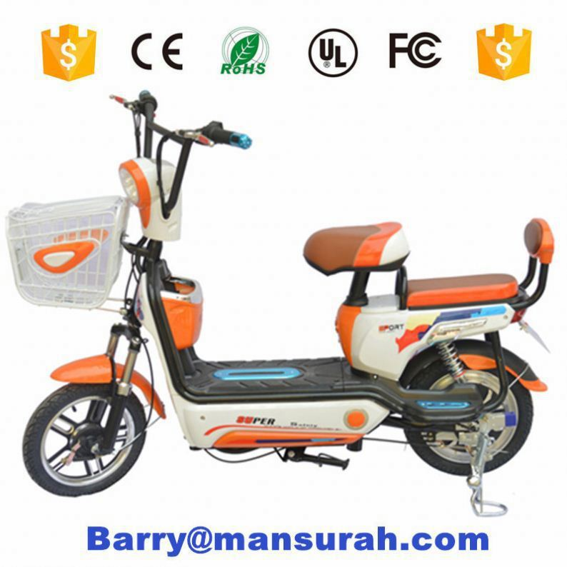 100% wholesale easy operated 36V/12V lead acid battery electric bicycle made in china JCZ